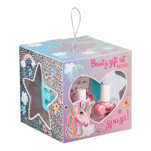 Set maquillage licorne