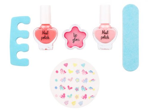 Set maquillage licorne jeu d'imitation