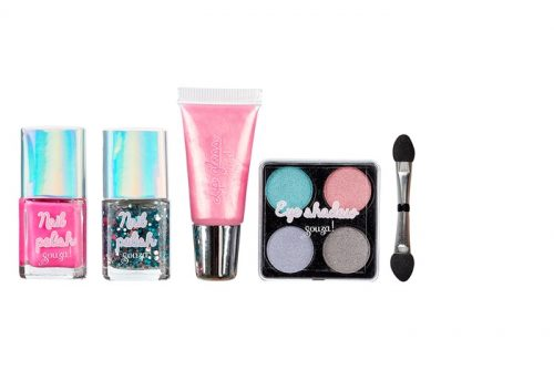 set de maquillage MERMAID sans produits nocifs