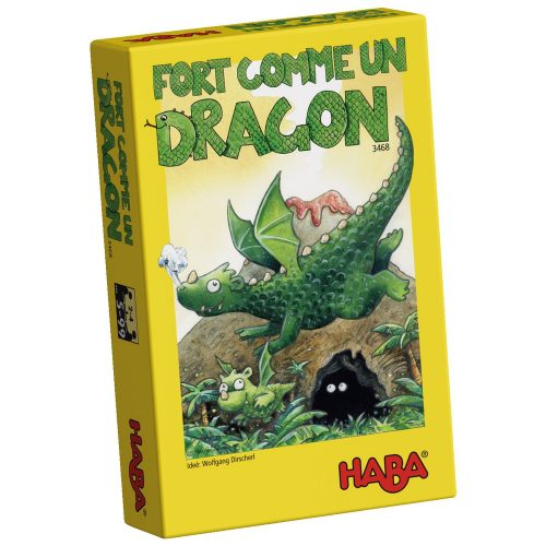 Fort comme un DRAGON HABA