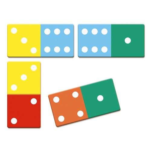 Domino Rigoloo JEU D'ASSOCIATION janod
