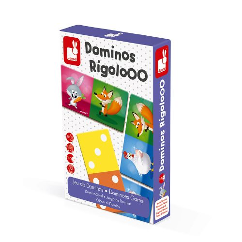Domino Rigoloo JEU D'ASSOCIATION