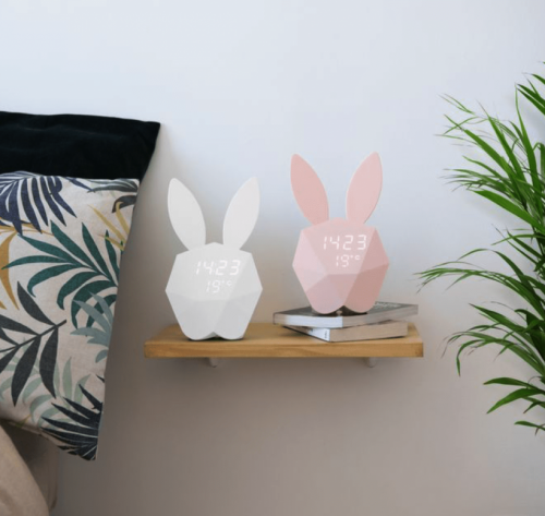 Cutie Clock Connect LAPIN