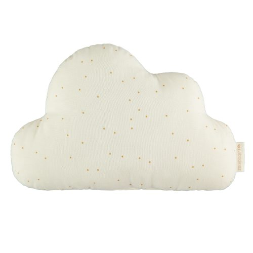 Coussin Cloud HONEY SWEET DOTS NATURAL