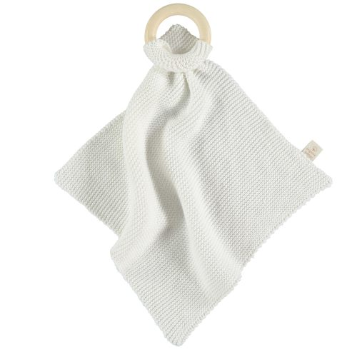 Doudou Anneau de dentition coton bio SO NATURAL MILK